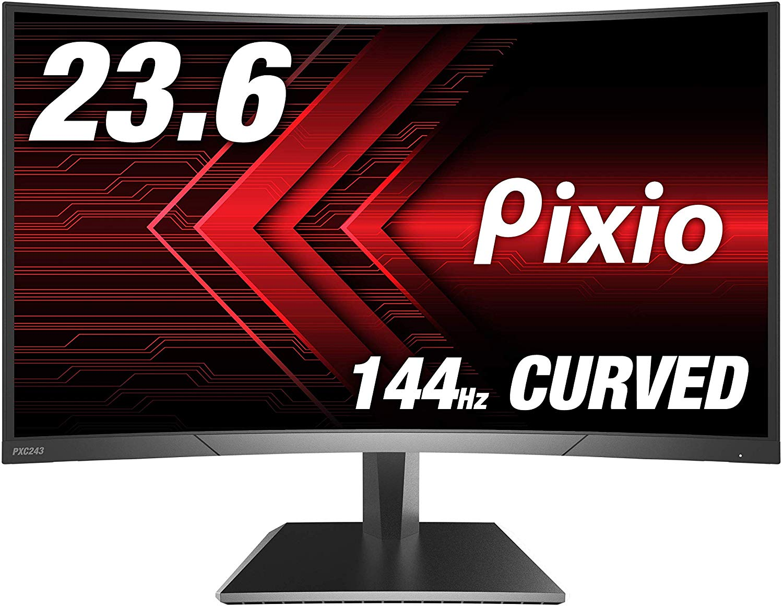 Pixio ゲーミングモニター PXC243