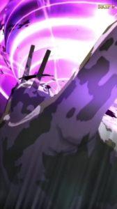 【グラクロ】ガチャの確定演出「メリオダスがアルビオンに勝利」