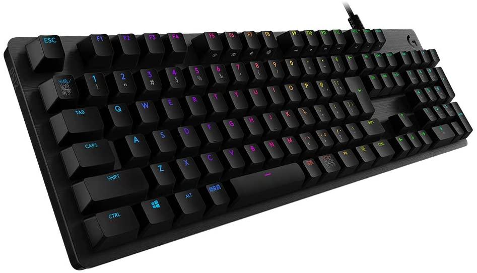 【ゲーミングキーボード】青軸おすすめ「G512」