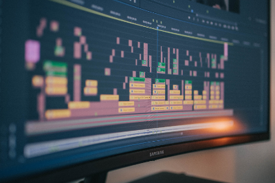 動画編集をする人も作業効率アップ
